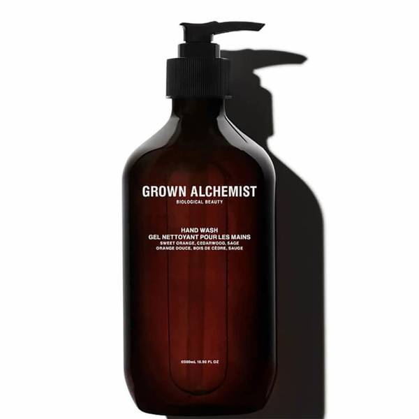 Grown Alchemist Hand Wash - Sweet Orange Cedarwood Sage 500ml