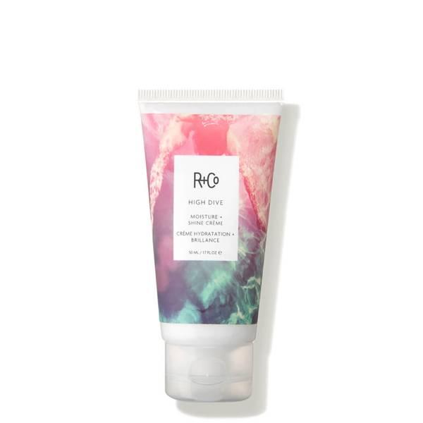 R+Co HIGH DIVE Moisture Shine Creme - Travel Size (1.7 fl. oz.)