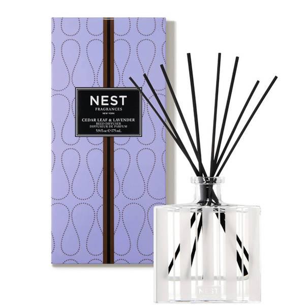 NEST Fragrances Cedar Leaf Lavender Reed Diffuser (8.1 oz.)
