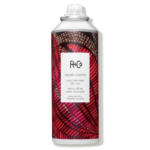 R+Co NEON LIGHTS Dry Oil Spray (4 oz.)