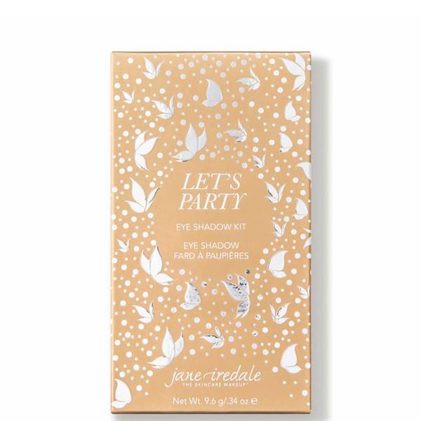 jane iredale Limited Edition Eye Shadow Kit - Let's Party (1 piece)