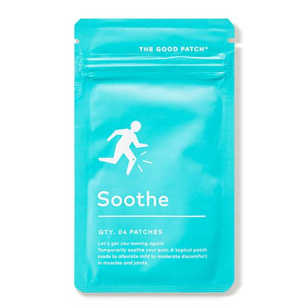 The Good Patch Plant-Based Soothe (4 piece)