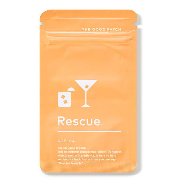 The Good Patch Plant-Based Rescue Patch (4 piece)