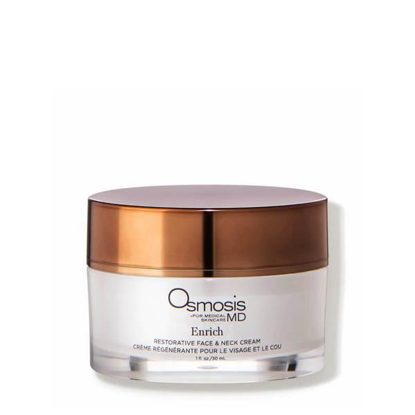 Osmosis +Beauty Enrich - Smoothing Face Neck Cream (1 fl. oz.)