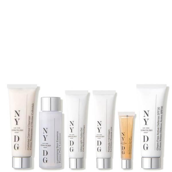 NYDG Skincare Travel Essentials Set (6 piece - $136 Value)