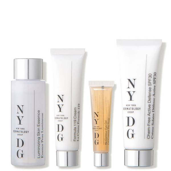NYDG Skincare Discovery Set (4 piece - $103 Value)