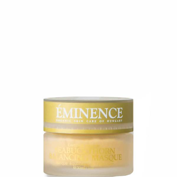 Eminence Organic Skin Care Seabuckthorn Balancing Masque 1 oz