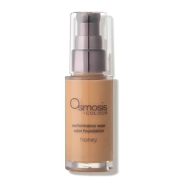 Osmosis +Beauty Performance Wear Satin Foundation - Honey (30 ml.)