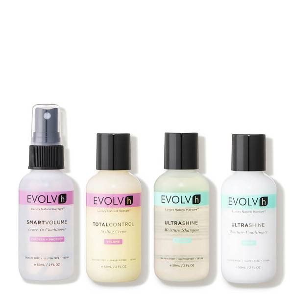 EVOLVh Turn Up The Volume Discovery Kit (4 piece - $39 Value)