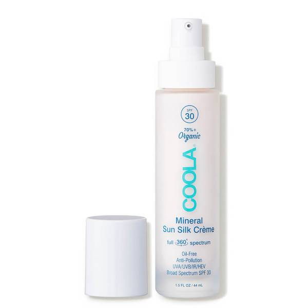 COOLA Full Spectrum 360 Mineral Sun Silk Creme Organic Sunscreen SPF 30 (1.5 fl. oz.)