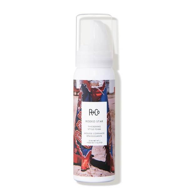R+Co RODEO STAR Travel Thickening Style Foam (1.7 fl. oz.)