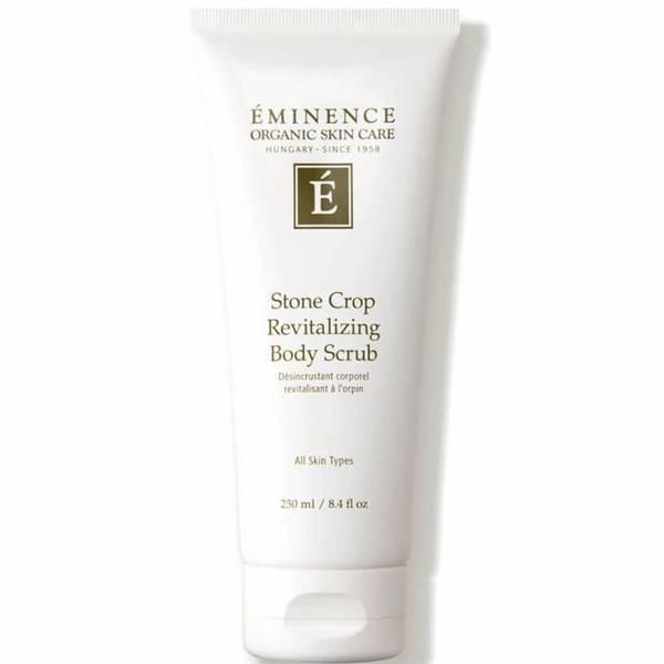 Eminence Organic Skin Care Stone Crop Revitalizing Body Scrub 8.4 fl. oz