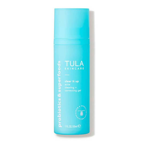 TULA Skincare Clear It Up Acne Clearing + Tone Correcting Gel (1 fl. oz.)