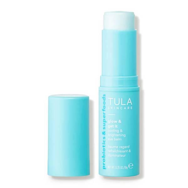 TULA Skincare Glow Get It Cooling Brightening Eye Balm (0.35 oz.)