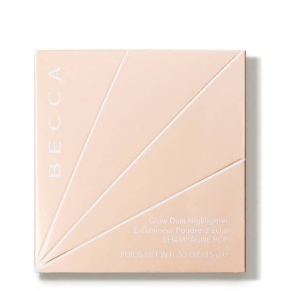 BECCA Collector's Edition Glow Dust Highlighter - Champagne Pop (0.53 oz.)
