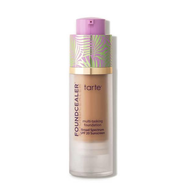 Tarte Foundcealer Multi-Tasking Foundation Broad Spectrum SPF 20 Sunscreen - Medium-Tan Sand (1 fl. oz.)