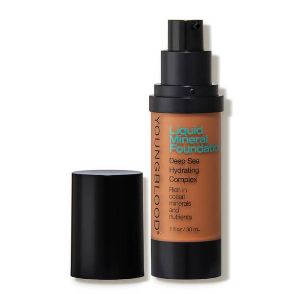 Youngblood Mineral Cosmetics Liquid Mineral Foundation - Chestnut (30 ml.)