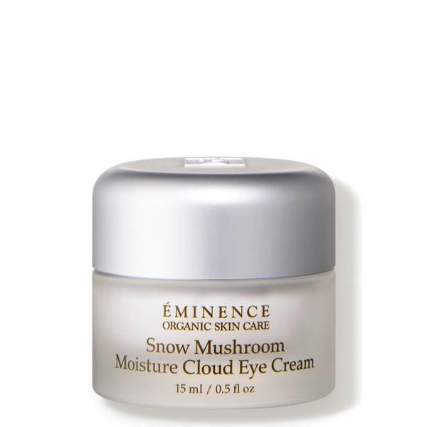 Eminence Organic Skin Care Snow Mushroom Moisture Cloud Eye Cream 0.5 oz