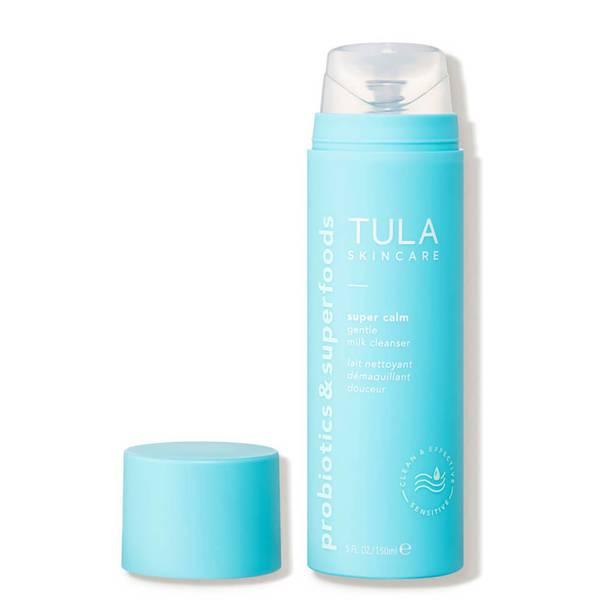 TULA Skincare Super Calm Gentle Milk Cleanser (150 ml.)