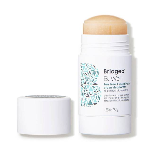 Briogeo B. Well Tea Tree Eucalyptus Clean Deodorant (1.83 oz.)