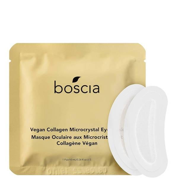 boscia Vegan Collagen Microcrystal Eye Mask (2 pair)