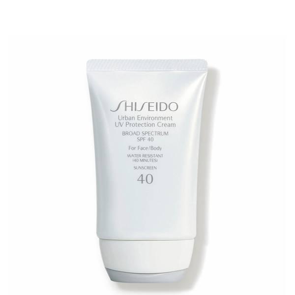 Shiseido Urban Environment UV Protection Cream SPF 40 Sunscreen (50 ml.)