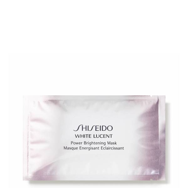 Shiseido White Lucent Power Brightening Mask (6 count)