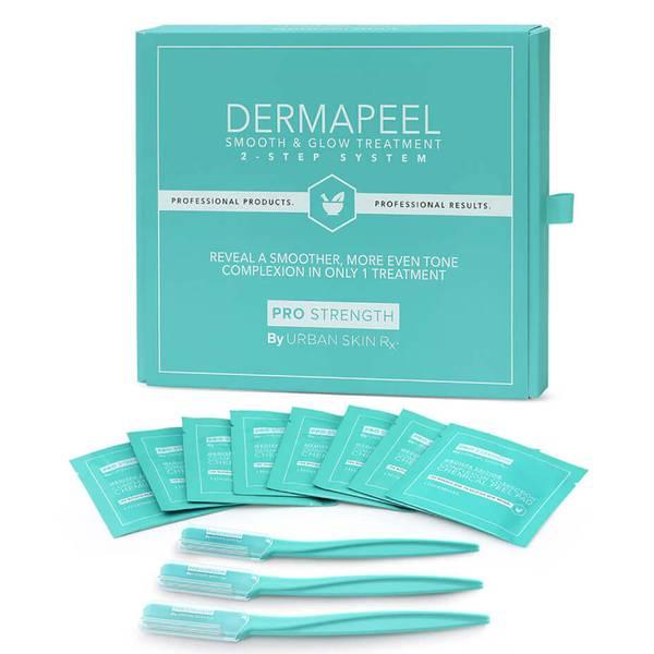 Urban Skin Rx DermaPeel Smooth and Glow Treatment (1 kit)