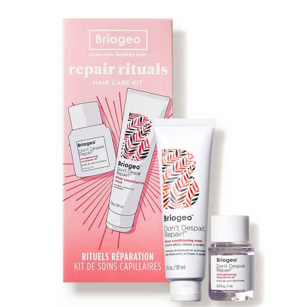 Briogeo Dermstore Exclusive Don't Despair Repair Repair Rituals Hair Care Kit (2 piece)