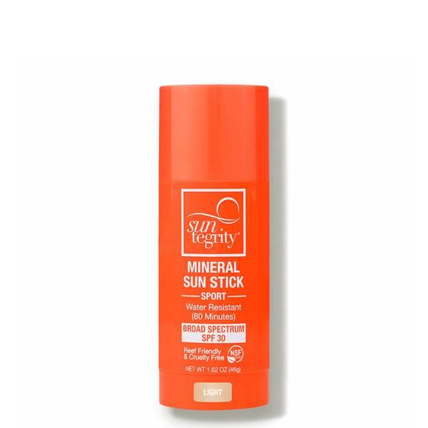 Suntegrity Skincare Mineral Sun Stick Sport - Tinted - Light (1.62 oz.)