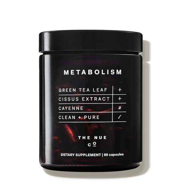 The Nue Co. Metabolism 60 capsules