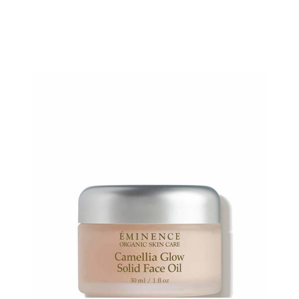 Eminence Organic Skin Care Camellia Glow Solid Face Oil 1 fl. oz