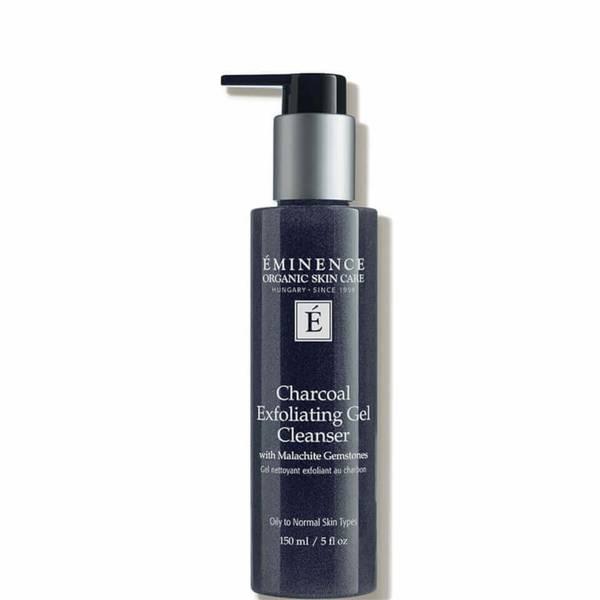 Eminence Organic Skin Care Charcoal Exfoliating Gel Cleanser 5 fl. oz