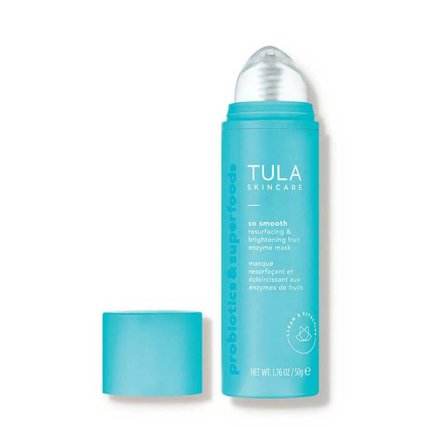 TULA Skincare So Smooth Re-Surfacing Brightening Enzyme Mask (1.76 oz.)