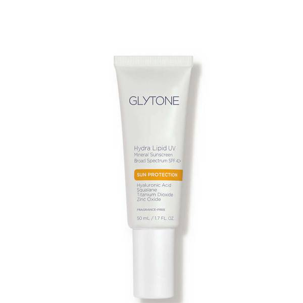 Glytone Hydra Lipid UV Mineral Sunscreen Broad Spectrum SPF 40 (1.7 fl. oz.)