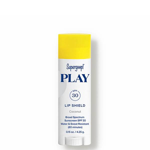 Supergoop!® PLAY Lip Shield SPF 30 Coconut 0.15 oz.