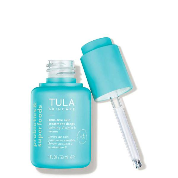 TULA Skincare Sensitive Skin Treatment Drops Calming Vitamin B Serum (1 fl. oz.)