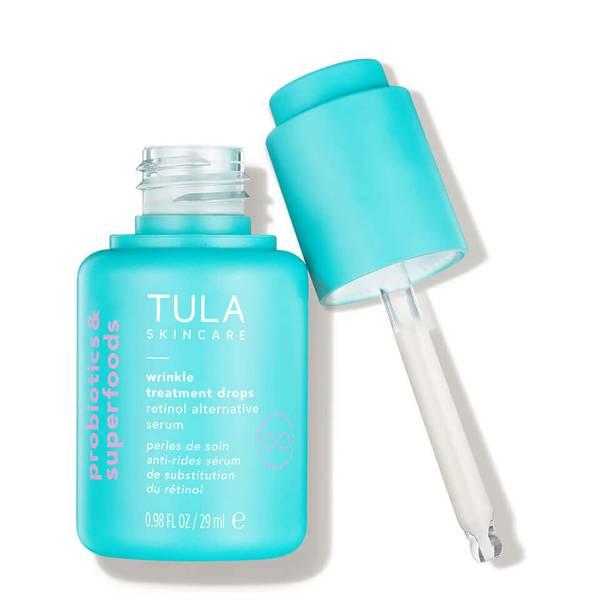 TULA Skincare Wrinkle Treatment Drops Retinol Alternative Serum (0.98 fl. oz.)