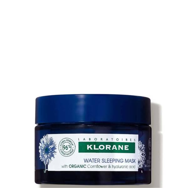 KLORANE Revitalizing Water Sleeping Mask with Cornflower (1.6 fl. oz.)