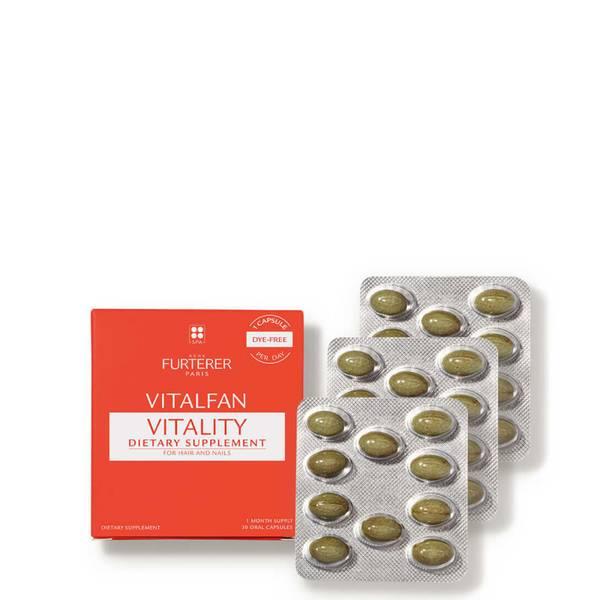 René Furterer VITALFAN Vitality Dietary Supplement (30 capsules)