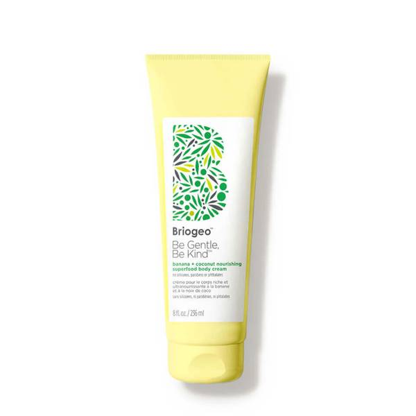 Briogeo Be Gentle Be Kind Banana Coconut Nourishing Superfood Body Cream (8 fl. oz.)
