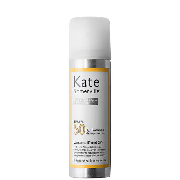 Kate Somerville UncompliKated SPF50 Soft Focus Makeup Setting Spray 100ml