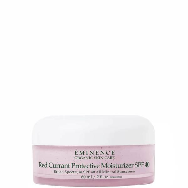 Eminence Organic Skin Care Red Currant Protective Moisturizer SPF 40 2 fl. oz