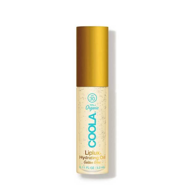 COOLA Classic Liplux Organic Hydrating Lip Oil Sunscreen SPF 30 (0.11 fl. oz.)