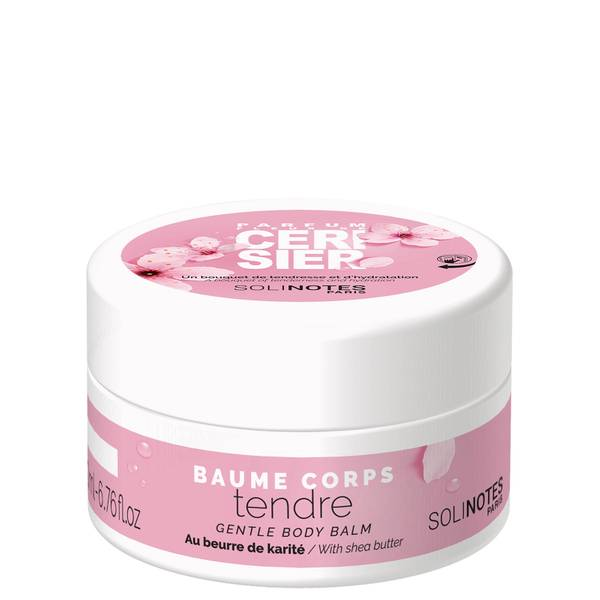 Solinotes Body Balm - Cherry Blossom 6.7 oz