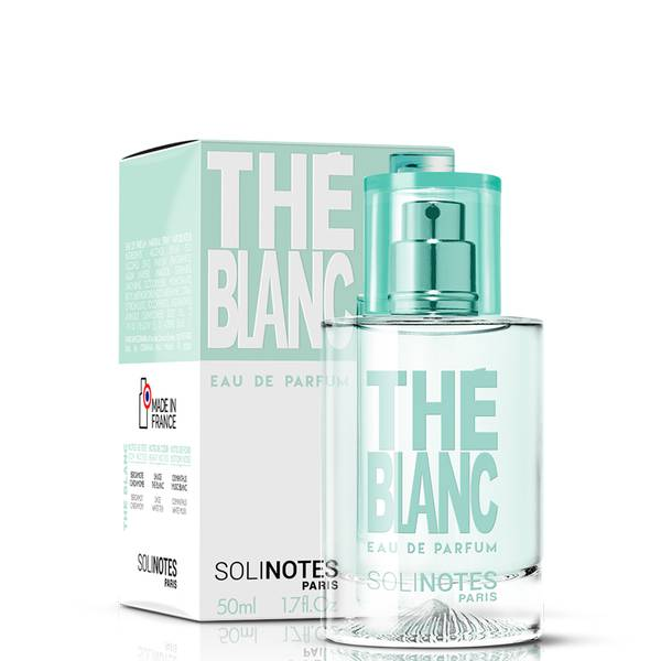 Solinotes Eau de Parfum - White Tea 1.7 oz
