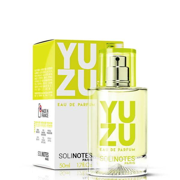 Solinotes Eau de Parfum - Yuzu 1.7 oz