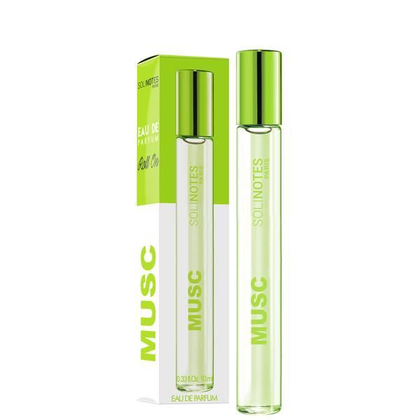 Solinotes Eau de Parfum Roll-On - Musk 0.33 oz