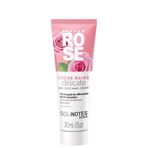 Solinotes Hand Cream - Rose 1 oz