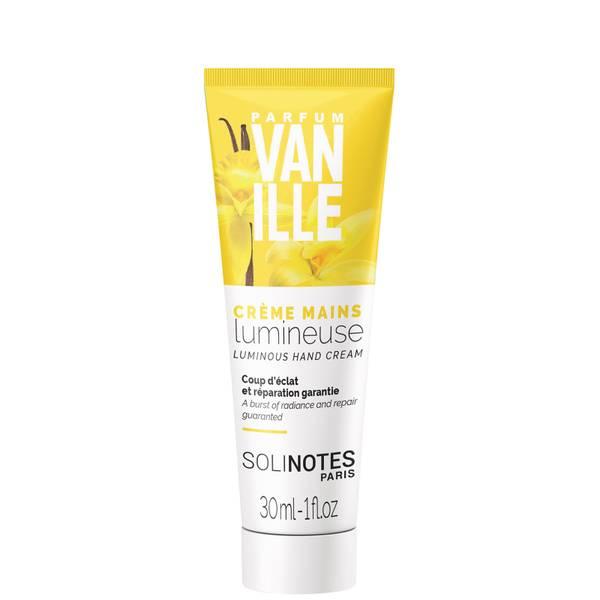 Solinotes Hand Cream - Vanilla 1 oz